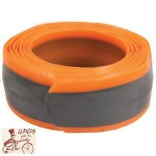 "SUNLITE 26""-29"" x 1.9-2.35"" ORANGE BICYCLE TIRE LINERS TUBE PROTECTORS--1 PAIR"