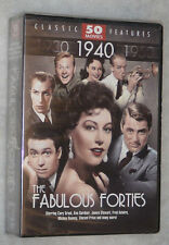 The Fabulous Forties - 50 Classic 1940's Film Collection - DVD Cofanetto