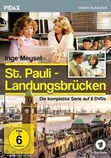 Hamburg ST. PAULI LANDUNGSBRÜCKEN komplette TV-Serie INGE MEYSEL 8 DVD BOX NEU
