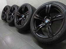 20 Zoll Winterräder original BMW M5 F10 Styling M343 M-Doppelspeiche RDCi