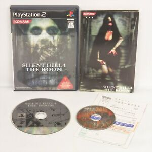 SILENT HILL 4 THE ROOM PS2 Playstation 2 For JP System 2394 p2