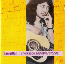 Ian Gillan Cherkazoo & Other Stories CD New Sealed Copy