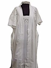 The Original Lace Co. England, Lili Robe Dressing Gown, Night wear White, LILIWH