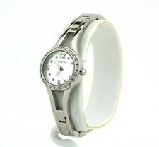 Guess Watch Women's Stainless Steel Watch U1034L1, New