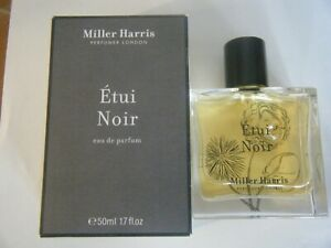 MILLER HARRIS ETUI NOIR EAU DE PARFUM 50ML NEW/BOXED ITEM