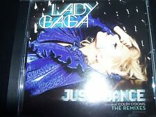 Lady Gaga Just Dance US Remixes 4 Track CD Single - Like New
