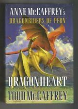 Todd McCaffrey Anne McCaffrey - Dragonheart Dragonriders of Pern Hardback VG+