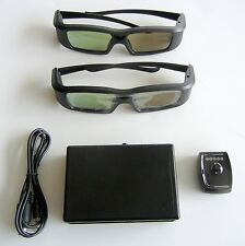 DLP Converter Kit-use RF glasses on ANY DLP Link projector with your DLP glasses