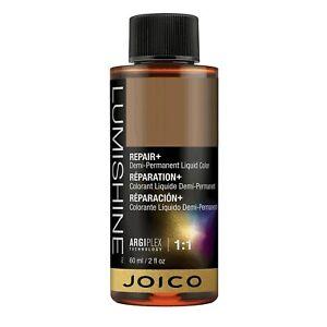 joico lumishine Demi Permanent Liquid Colours 60 ml Full Range New