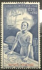 French Guiana #CB4 MLH CV$1.10 Vichy