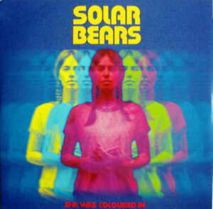 "Solar Bears - She Was Coloured In 2 x 12"" ZIQ270"