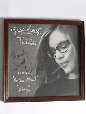 "Autographed ""Lisa Loeb"" Framed Album Cover . ""Tails""!"