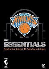 NBA Essentials - New York Knicks (DVD, 2013, 5-Disc Set)