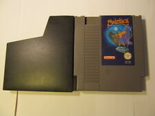 NINTENDO NES  SOLSTICE TESTED  (Nintendo NES, 1989)