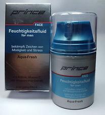 Prince Face for men Feuchtigkeitsfluid  Aqua-Fresh Stress+Müdigkeit 1x50ml #621
