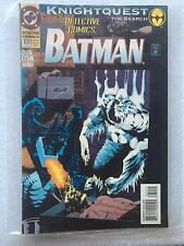 "Detective Comics featuring BATMAN ""KnightQuest the Search #670 Jan 1994"