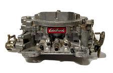 Edelbrock 1405 Performer 600 CFM 4 Barrel Carburetor - Manual Choke