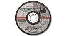 """25x 125 mm 5"""" 1 mm Ultra sottile in metallo lama di taglio disco 5"""" angolo in acciaio da stalco"""