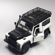 For Land Rover ORV  white 1/24 DIECAST MODEL FINISHED CAR TRUCK