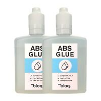 ABS GLUE (120ml) PLASTIC WELD FOR ACRYLIC PVC MODEL GLUE PERSPEX POLYSTYRENE