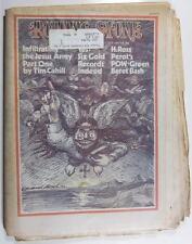 ROLLING STONE JUNE 7 1973 RARE EARTH CARL SAGAN COUNTRY JOE ROGER MCGUINN