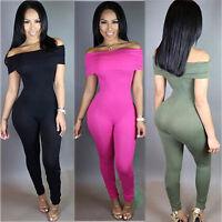 New Women Clubwear Pants Summer Playsuit Bodycon Party Jumpsuit&Romper Trousers