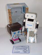 Confuso. COM giocattolo figura Bundle Brian & MISS Herbert TV Pubblicità ROBOT