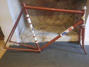 Condor Paris single speed bike frame set. Excellent