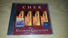CHER - THE ULTIMATE COLLECTION (16 TRK CD)
