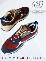 Tommy Hilfiger Men's Trainers Fashion Mix Sneakers Sport Shoes Size Uk 10.5 / 45