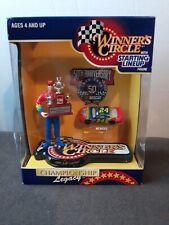 🌟 New JEFF GORDON NASCAR 1998 Winners Circle Starting Lineup Champion Legacy