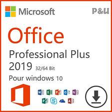 MICROSOFT OFFICE 2019 Professional Plus 32-64 Bit Key License Key 🔥 TRUSTED 🔥