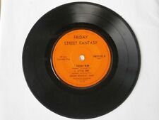 "BRUCE WOODLEY - Friday Street Fantasy - RARE OZ 7"" 45"