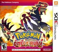 Pokemon Omega Ruby - Nintendo 3DS Game Only