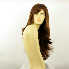 Perruque femme longue chatain doré AGNA 30