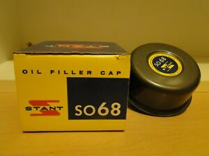 1952-54-55-56-57-58-59-60-61-64 Ford Edsel Truck Oil Breather Cap Stant SO68 NOS