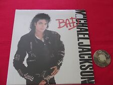 LP Michael Jackson Bad Greece 1987 | SEALED MINT