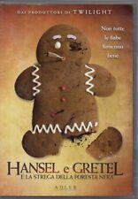 HANSEL E GRETEL E LA STREGA DELLA FORESTA NERA - DVD (USATO EX RENTAL)