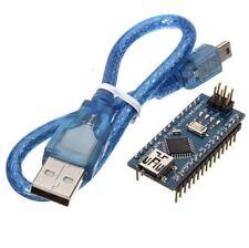 ATmega328P Arduino Compatible Nano V3 Improved Version USB Cable Module Board