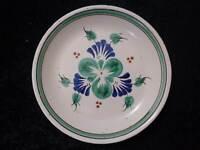 Ceramics Design Decorative Bowl - Handmade/Hand Painted - Vintage - Flowers