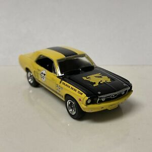 1967 67 Ford Mustang Terlingua Collectible 1/64 Scale Diecast Diorama Model