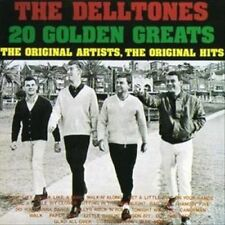 DELLTONES 20 GOLDEN GREATS CD NEW