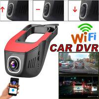 HD 1080P WiFi Hidden Car Vehicle DVR Camera Video Recorder Dash Cam Night Vision