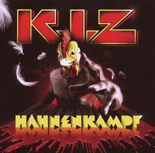 K.I.Z. - Hahnenkampf - ORIGINAL Version - schwarzes Cover