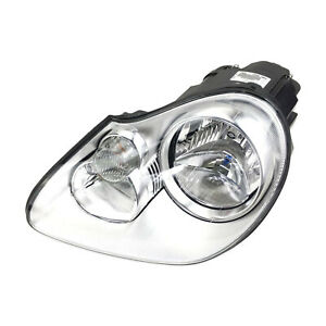 For Porsche Cayenne 2003-2006 Driver Left Halogen Headlight Assembly 46658 Valeo