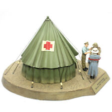 Corgi 1/32 Forward March CC59188 Battle of the Somme Red Cross Casualty Tent Toy