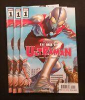 MARVEL COMICS RISE OF ULTRAMAN #1 (OF 5) 2020
