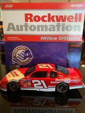 Mike Dillon #21 Rockwell Automation 2000 Monte Carlo 1/24 Action