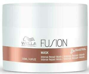 Wella Fusion Intense Repair Mask 150ml (FREE 48Hr TRACKED DELIVERY)