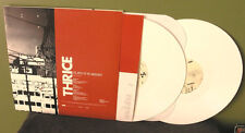 "Thrice ""Artist in the Ambulance"" 2x LP Circa Survive Glassjaw Dustin Kensrue OOP"